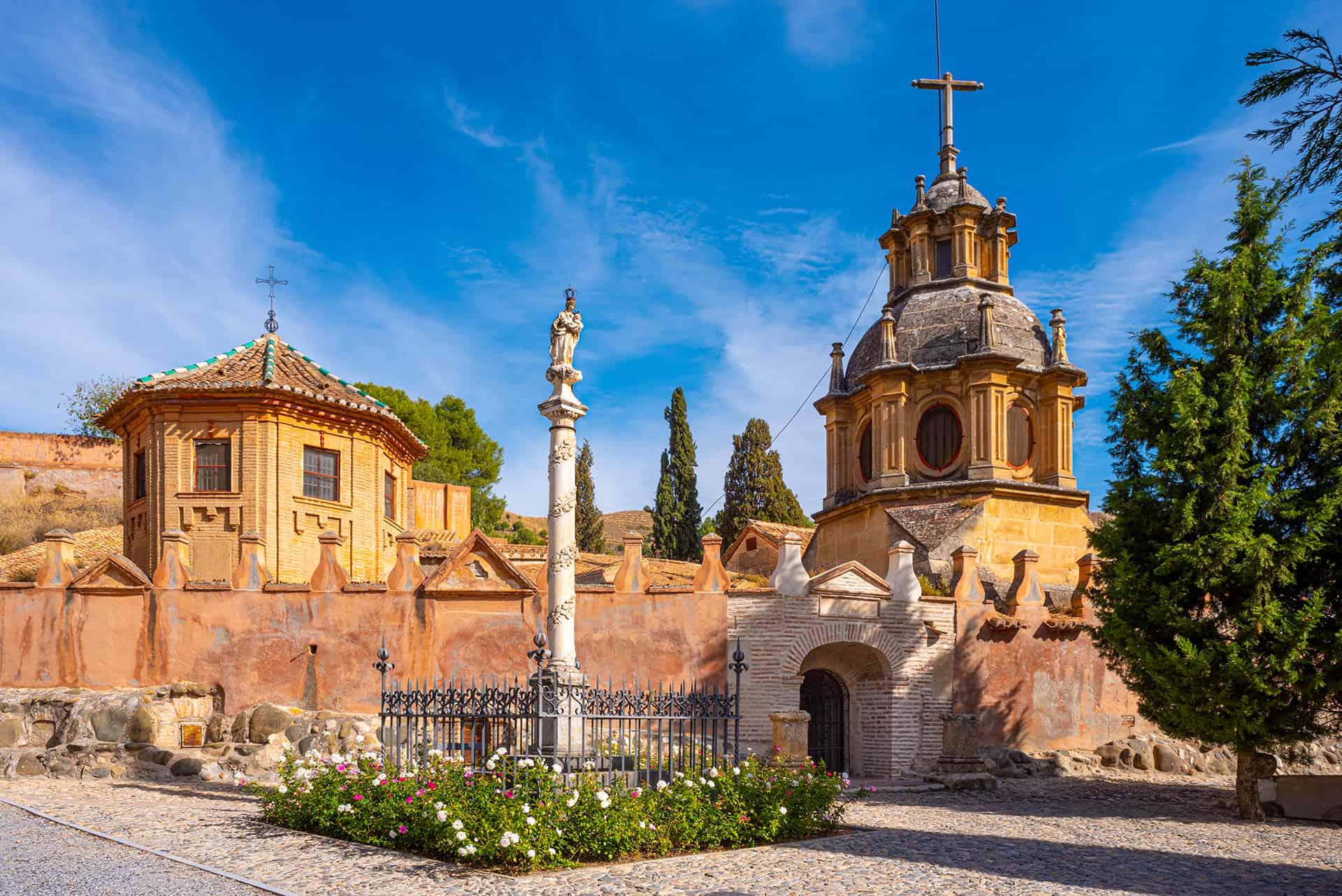 abbaye sacromonte grenade