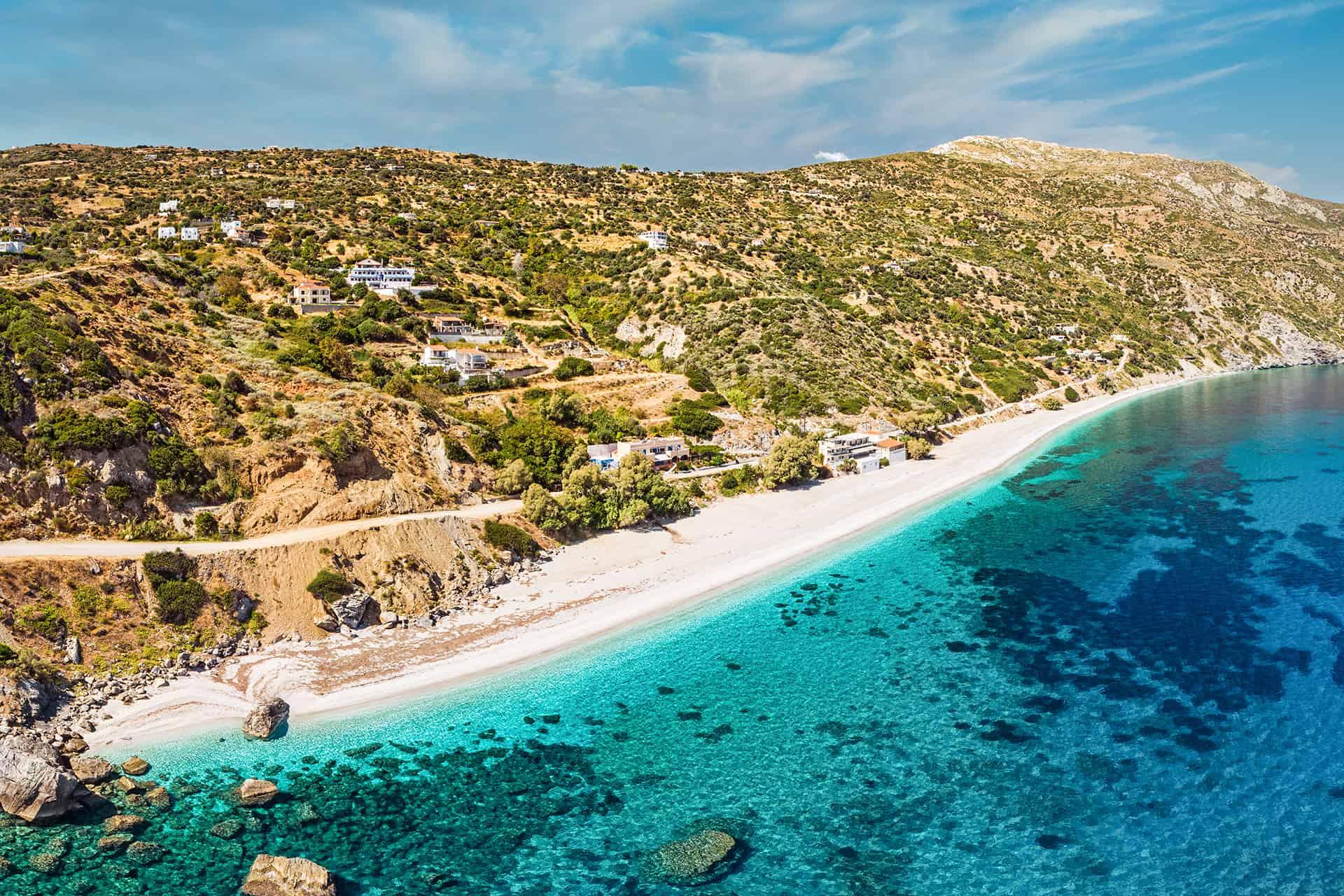 îles grecques evia
