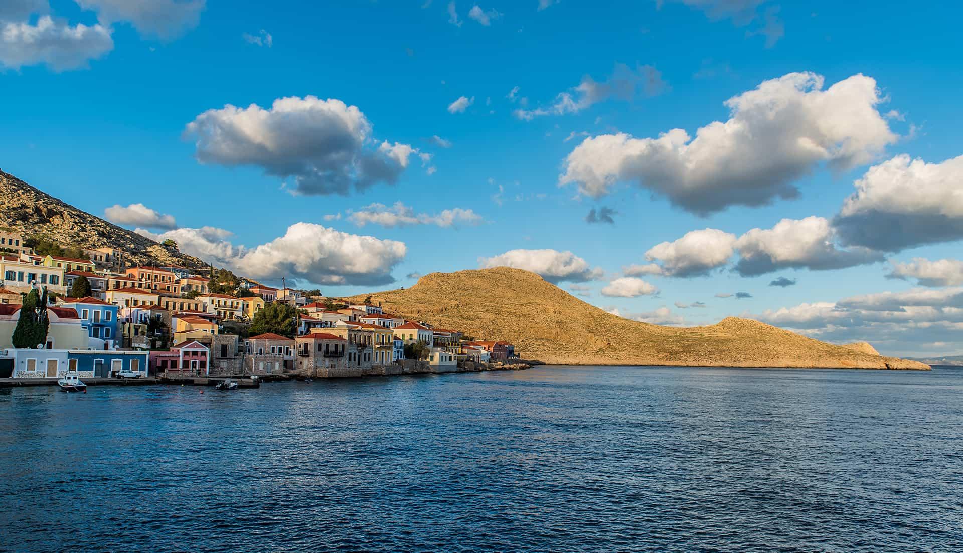 îles grecques tilos