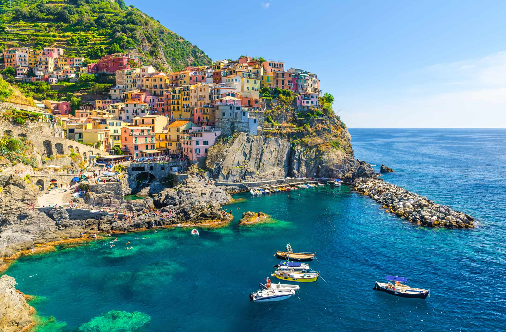 road trip italie du nord