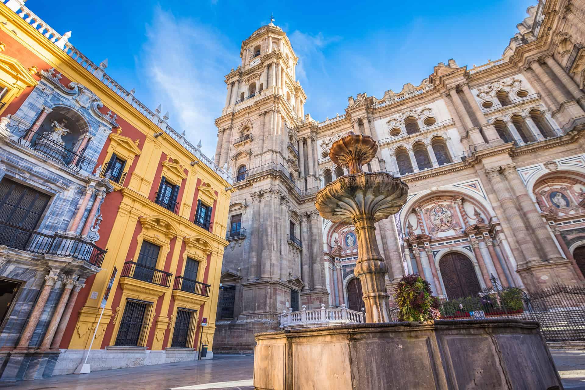 visiter andalousie en une semaine