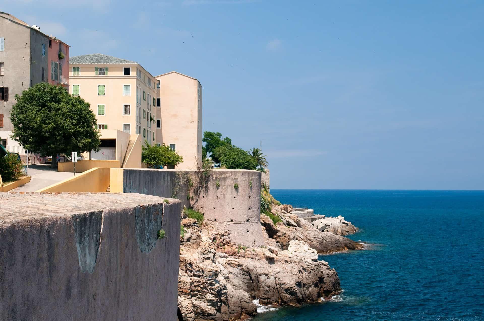 citadelle bastia