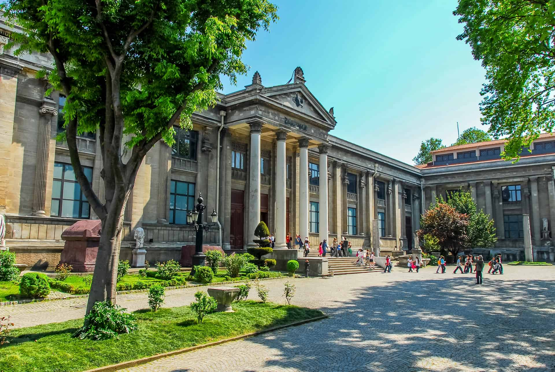 musee archeologie istanbul