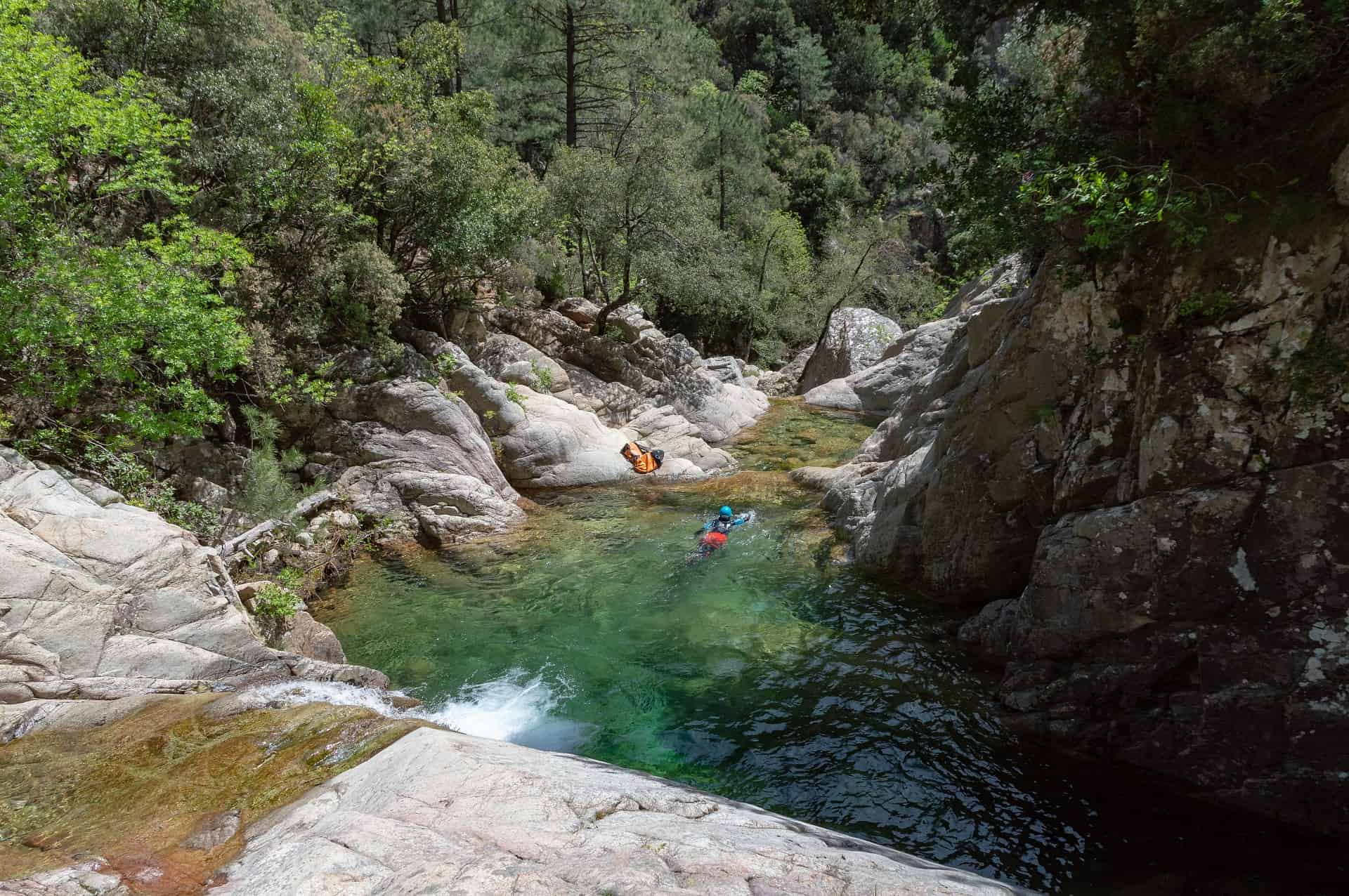 nager a purcaraccia