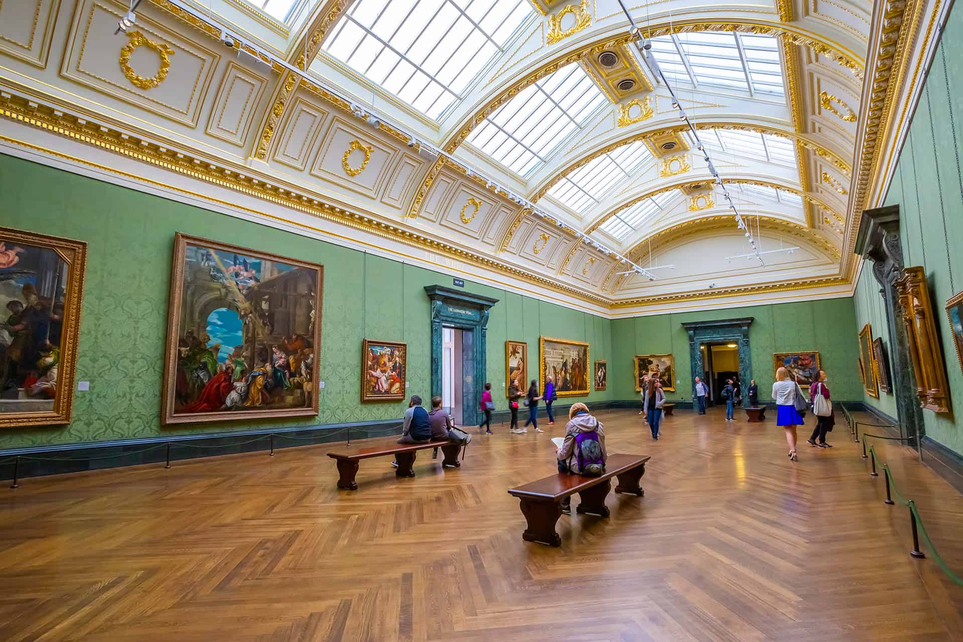 national gallery musee londres