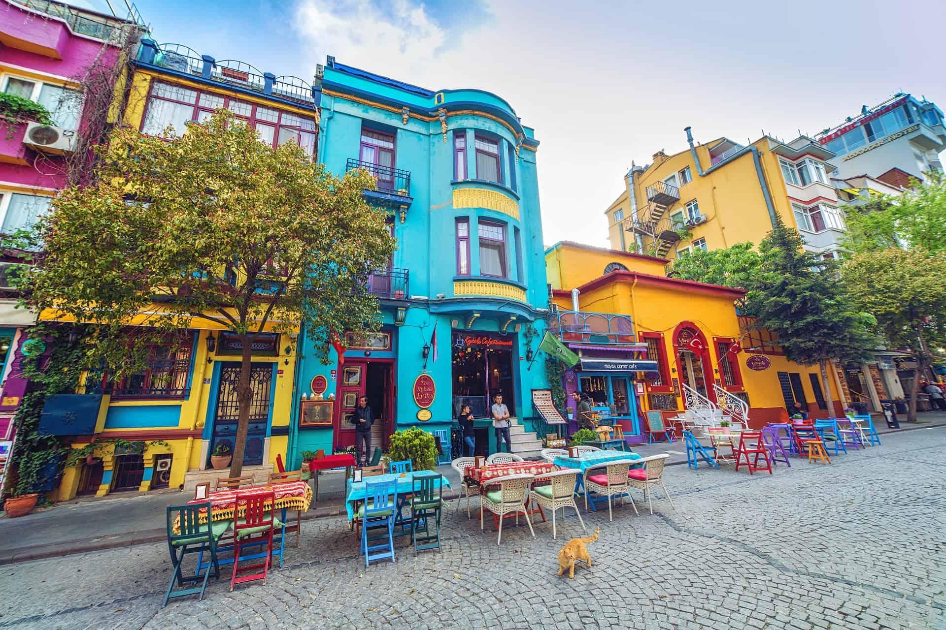 ou dormir istanbul