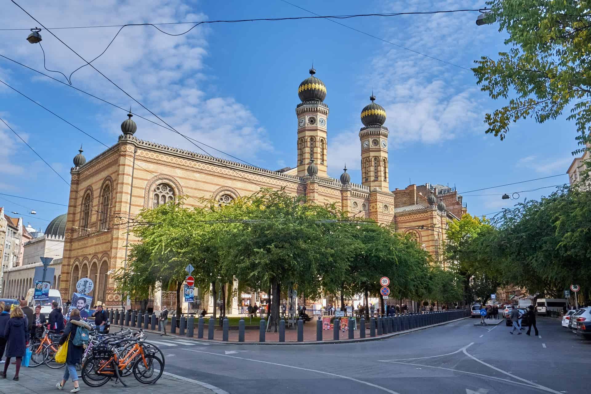 budapest erzsébetváros