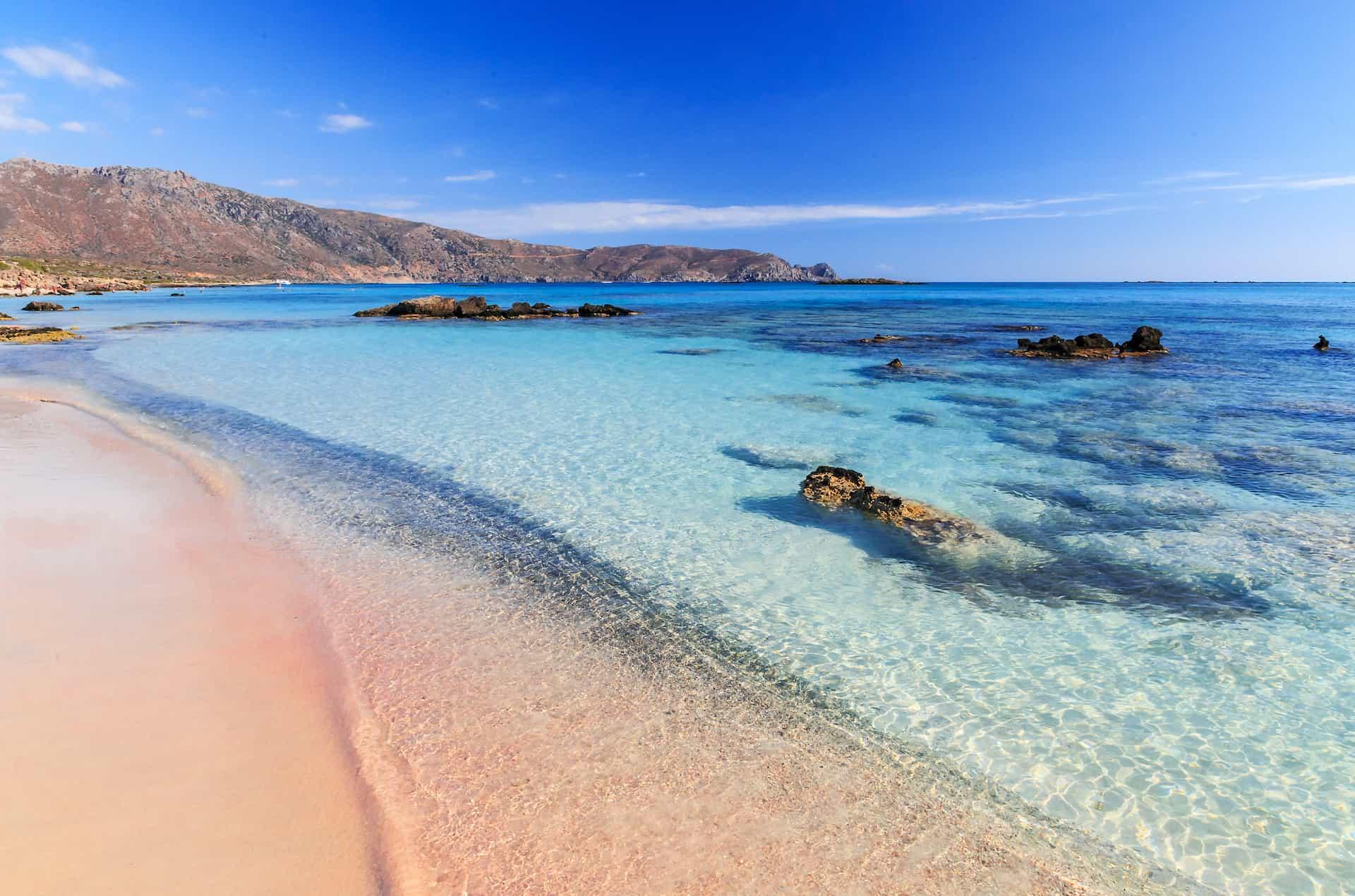crete plage