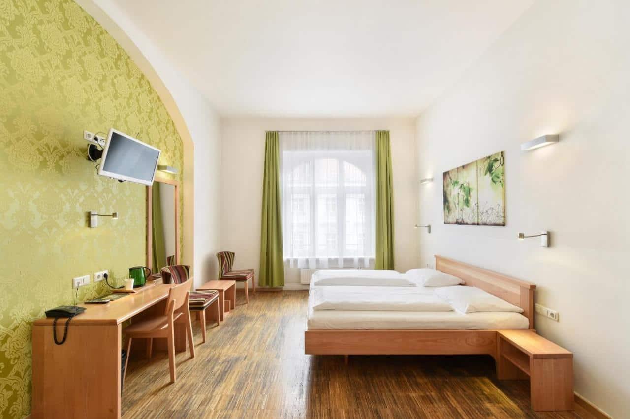 dormir vienne hotel mocca