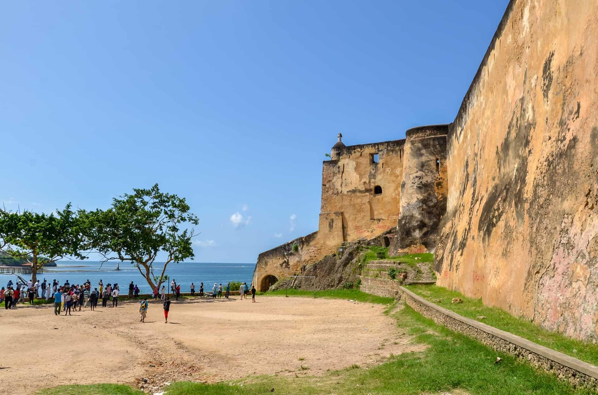 fort jesus monument