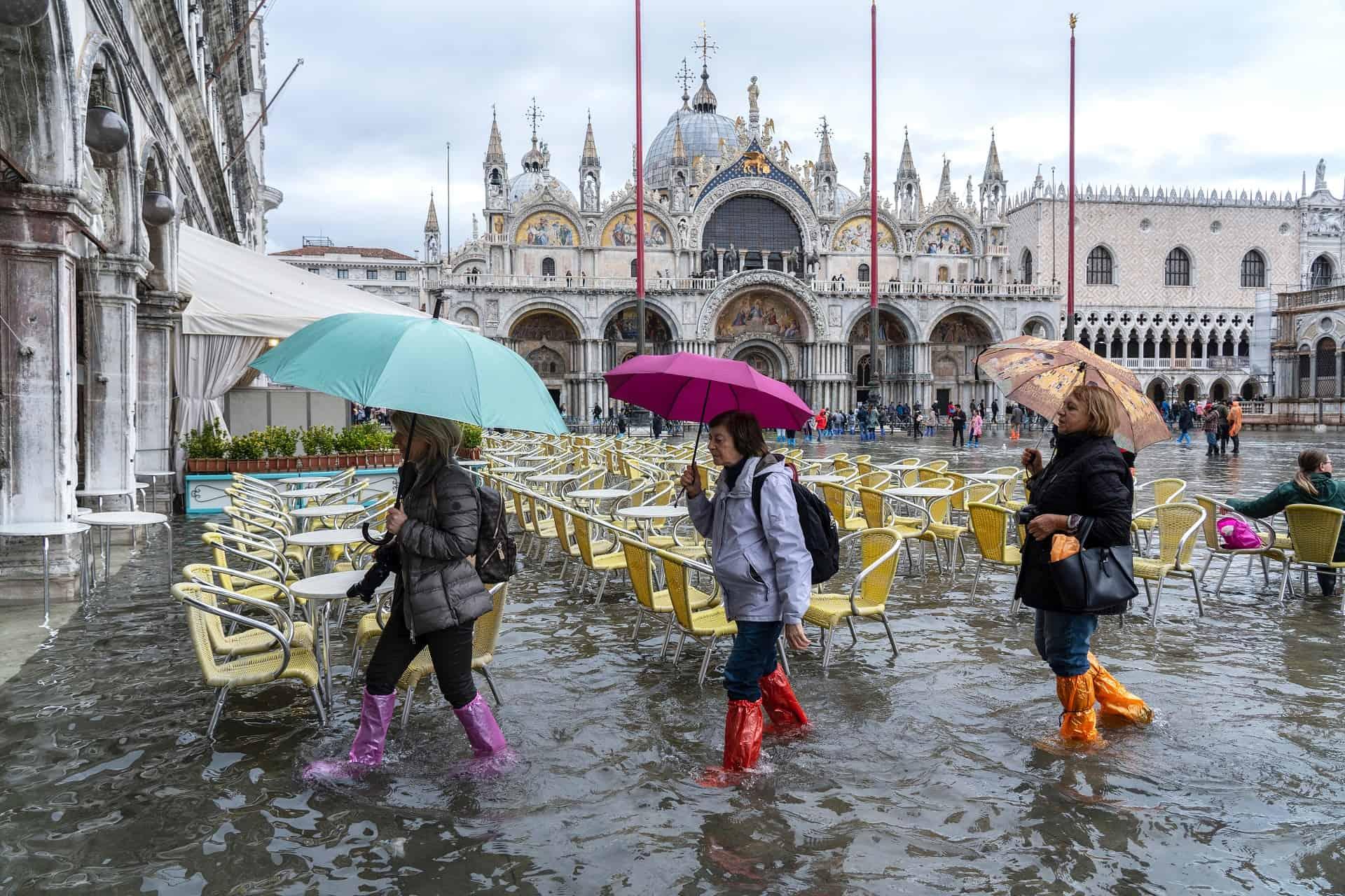 inondations venise