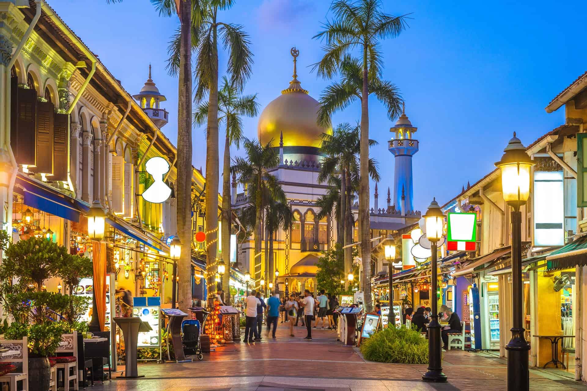 meilleur endroit loger singapour