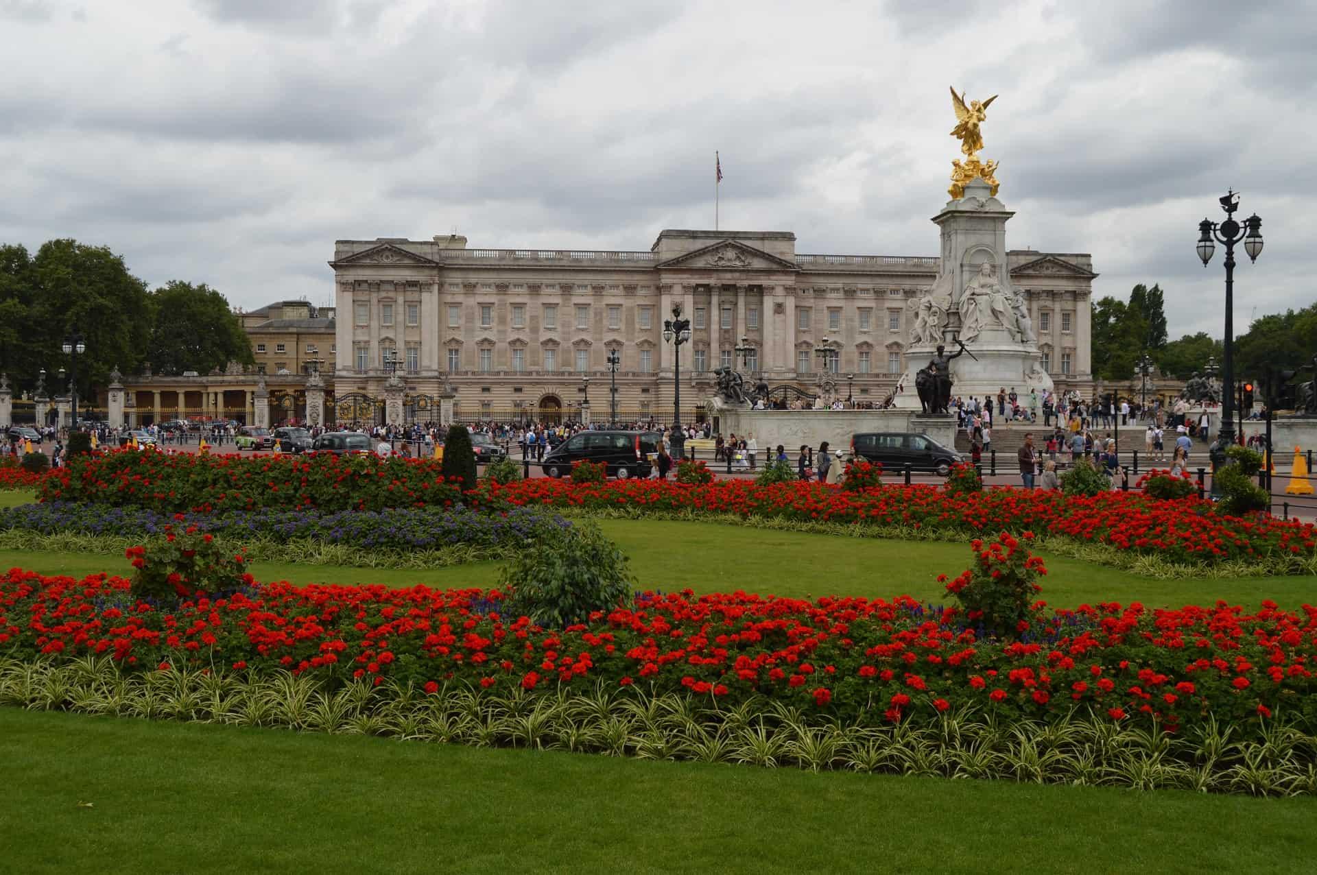 palais londres reine