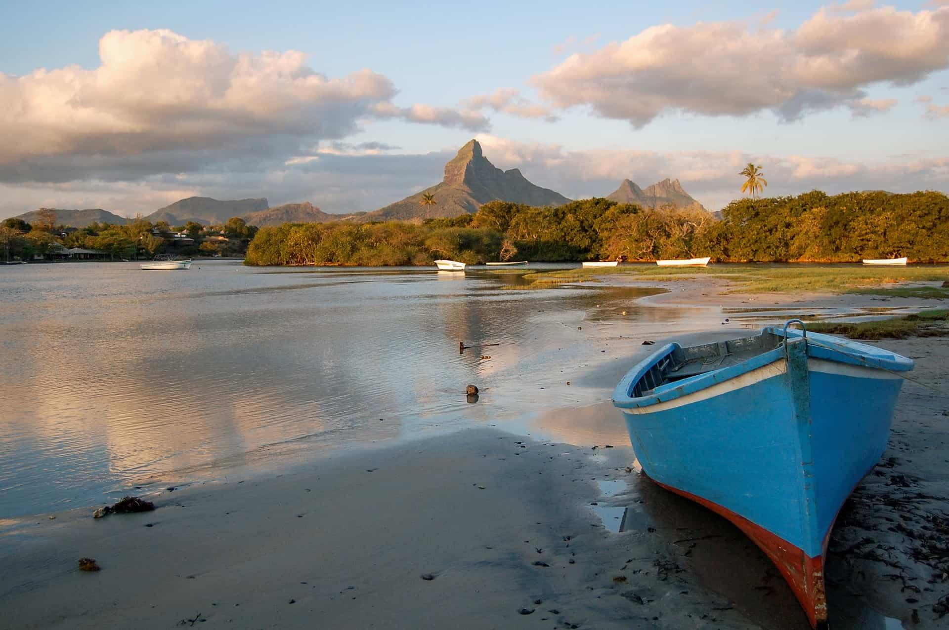 plage de tamarin