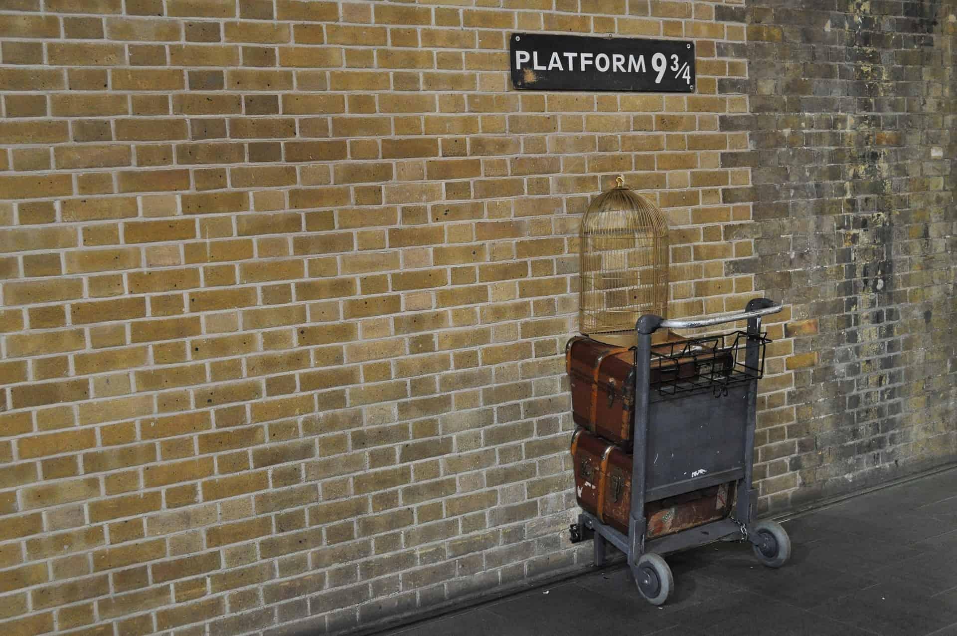 platform harry potter