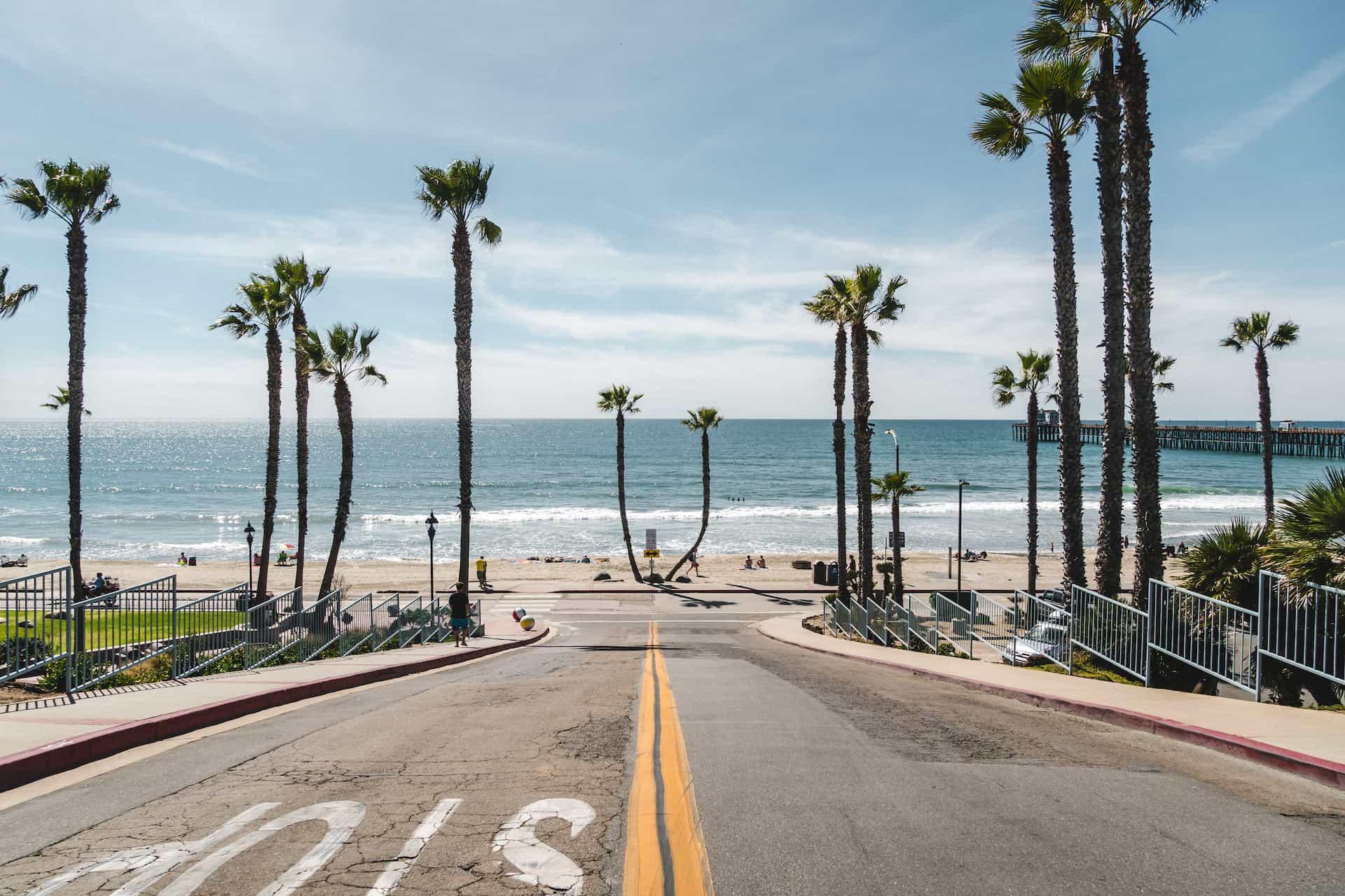que visiter californie