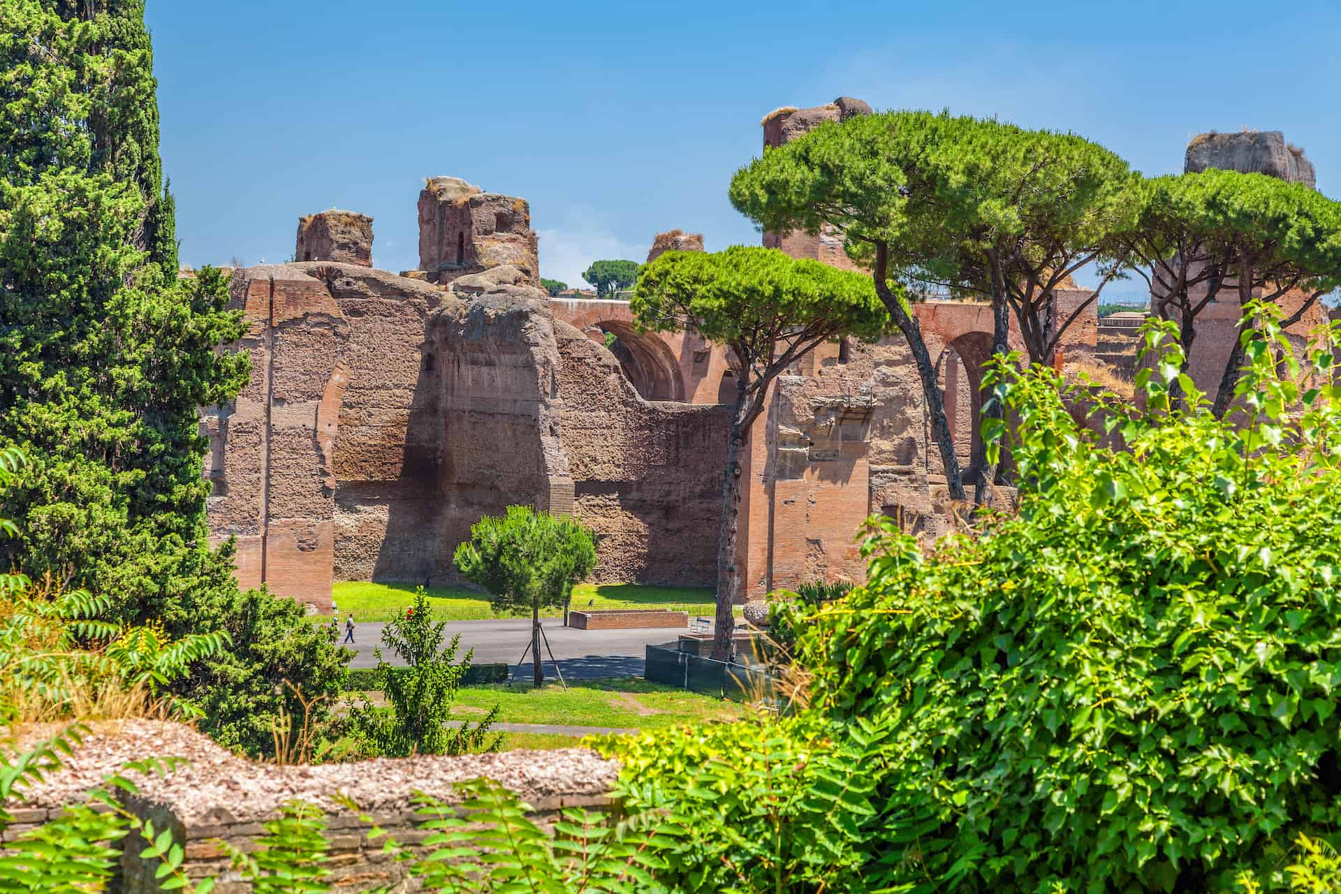 rome thermes