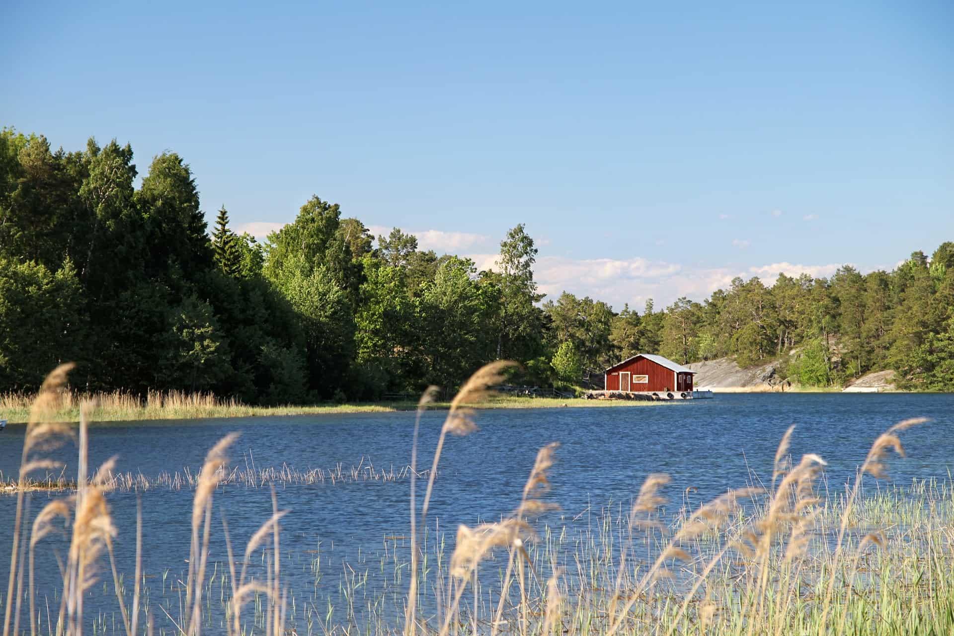 visiter ile finnhamn