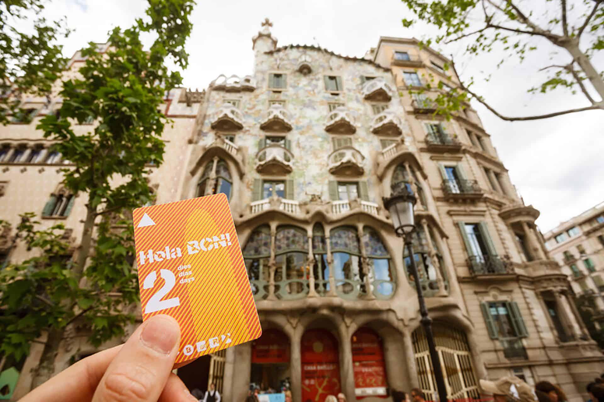 hola barcelona card