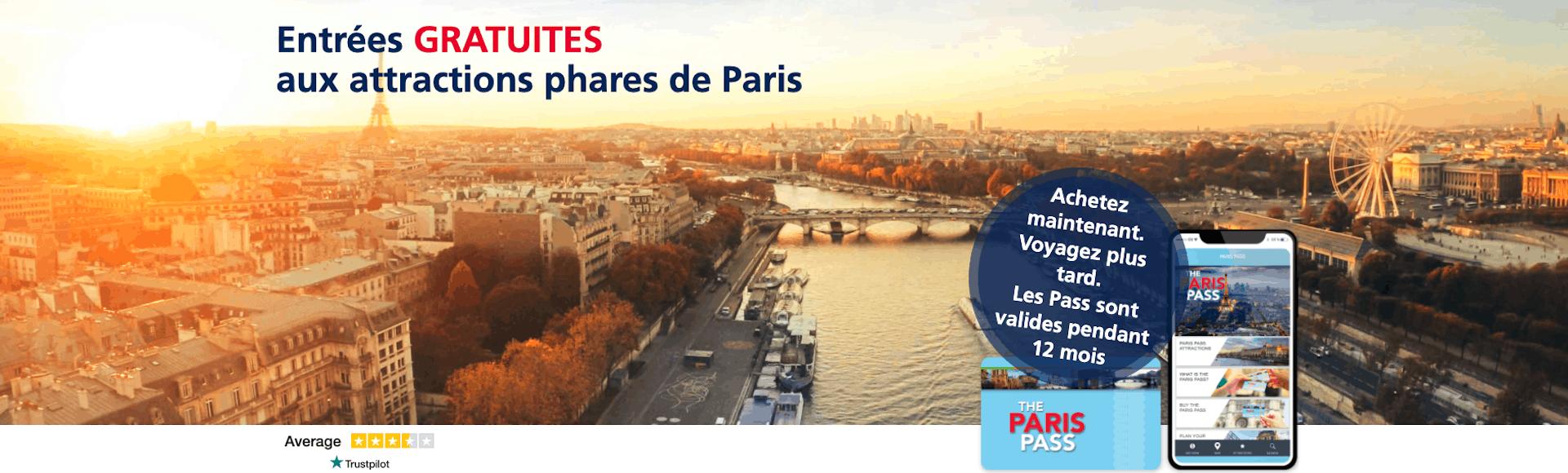 visiter paris pass